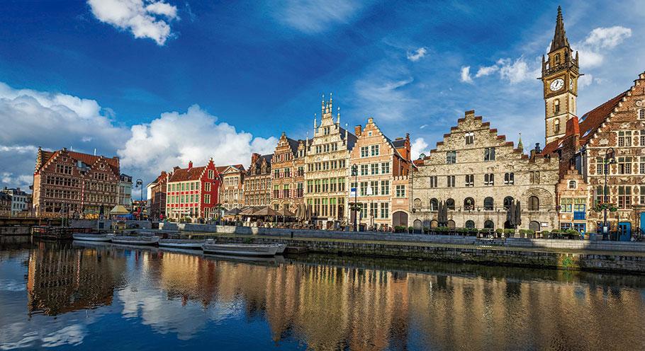 Imagem E4010.1 (BR)-Paris, Países Baixos e Itália (Ônibus) + Ext. Costa Azul e Espanha