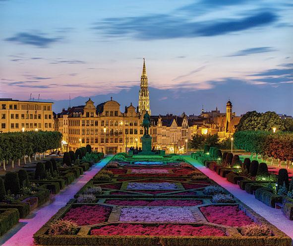Imagem E4016-París y Países Bajos