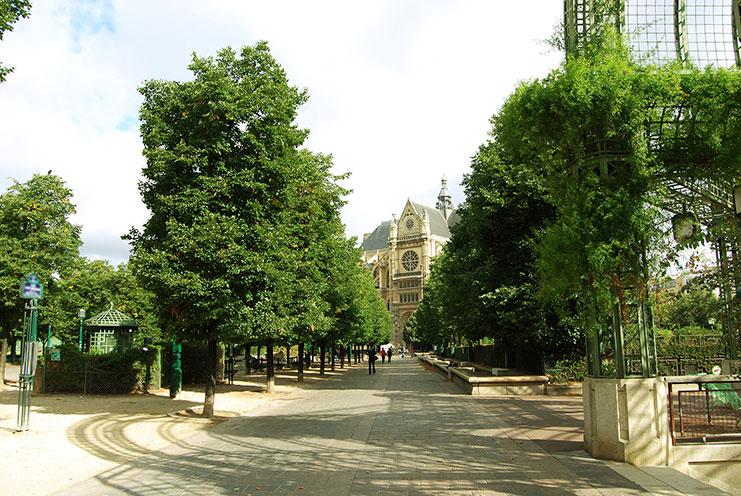 Imagem E4052-París, Ruta Imperial e Italia Express