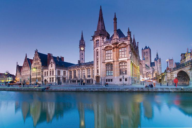 Imagem E4054.1-Madrid, París, Países Bajos con Suiza y Austria (Parcial Par-Vie)