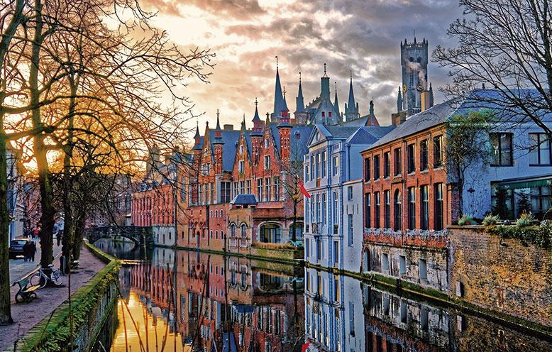 Imagem E4117.2-París, Países Bajos y Todas las Capitales Imperiales (Parcial Par-Prg)