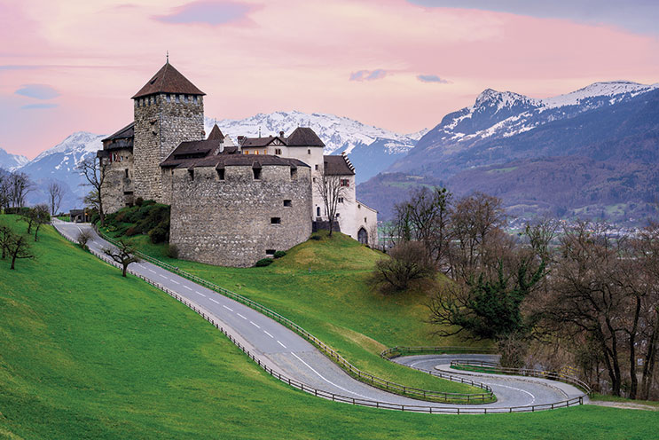 Imagem E4118-Países Bajos, Suiza y Austria