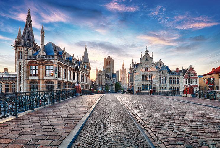 Madri, Paris, Países Baixos com Suíça e Áustria (E4054) - 2019/2020