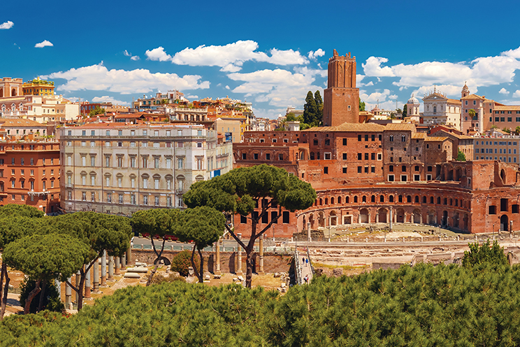 Itália Imperial + Ext. Costa Amalfitana (E4210.2) - 2019/2020
